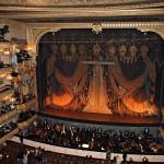 Ir al teatro en San Petersburgo