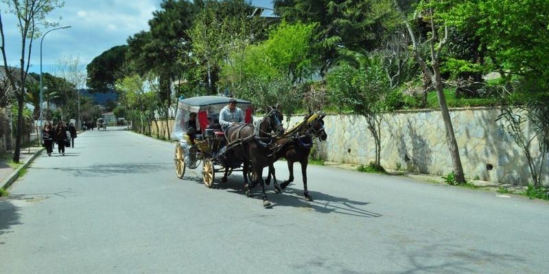 Isla Büyükada, Turquia