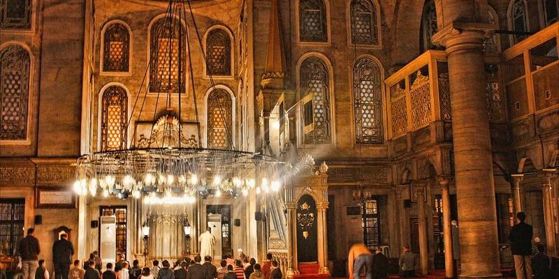 Mezquita Eyüp, Estambul
