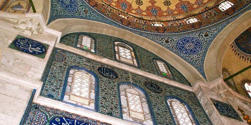 Mezquita Sokollu Mehmet Pasa, Estambul