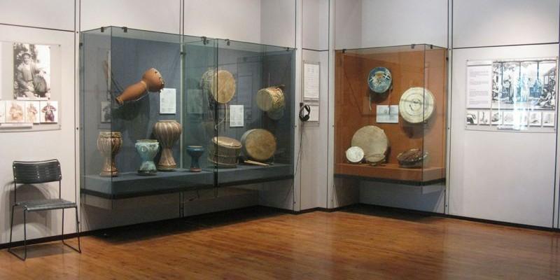Museo de Instrumentos Populares, Atenas