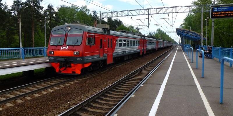 Museo del Ferrocarril de San Petersburgo