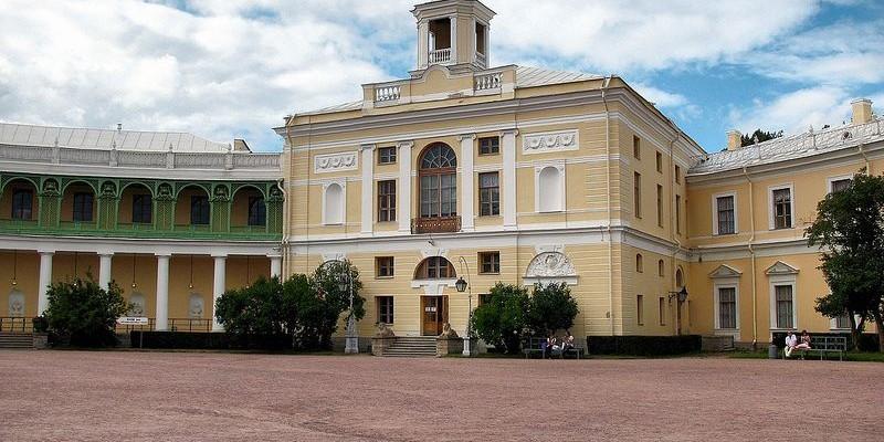 Palacio de Pávlovsk, San Petersburgo
