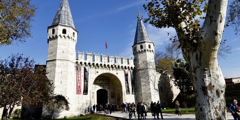 Palacio de Topkapi, Estambul