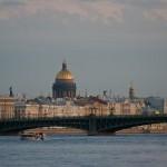 Paseos en barco en San Petersburgo
