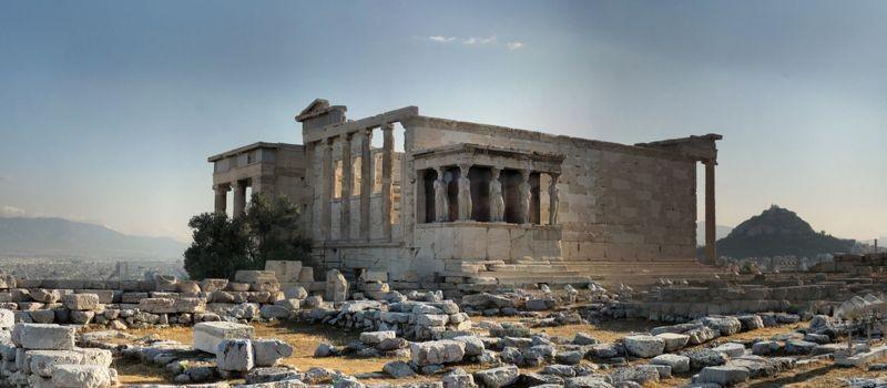 Plano de Atenas - Mapa turístico de Atenas