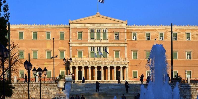 Plaza Syntagma, Atenas