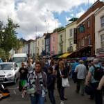 Portobello Road Market, el Mercado de Portobello