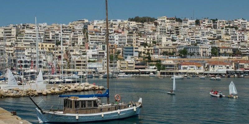 Puerto de El Pireo, Atenas