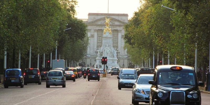 The Mall, Londres