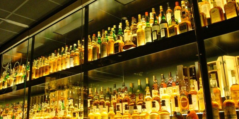 The Scotch Whisky Experience, Edimburgo