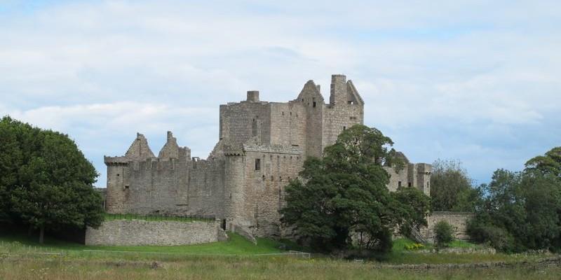 Castillo de Craigmillar, Edimburgo