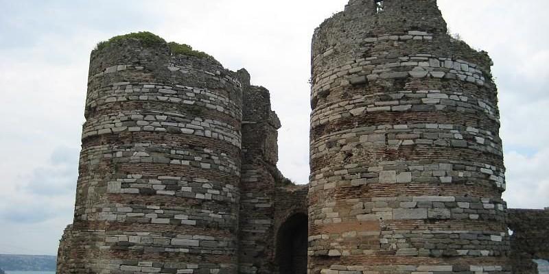 Castillo de Yoros, Turquía