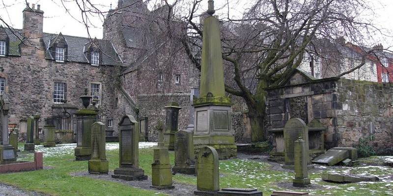 Cementerio de Canongate | Edimburgo