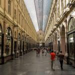 De compras por Bruselas