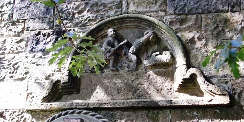 Dean Cemetery, Edimburgo