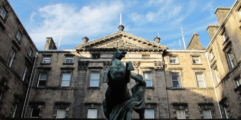Edinburgh City Chambers, Ayuntamiento de Edimburgo.