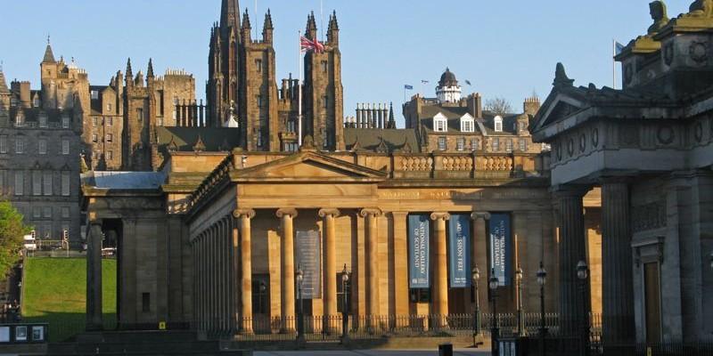 Galería Nacional de Escocia, Edimburgo