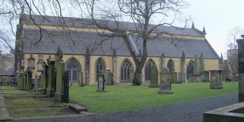 Greyfriars Kirk, Edimburgo