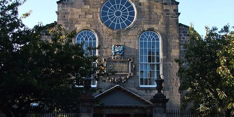 Iglesia de Canongate, Edimburgo