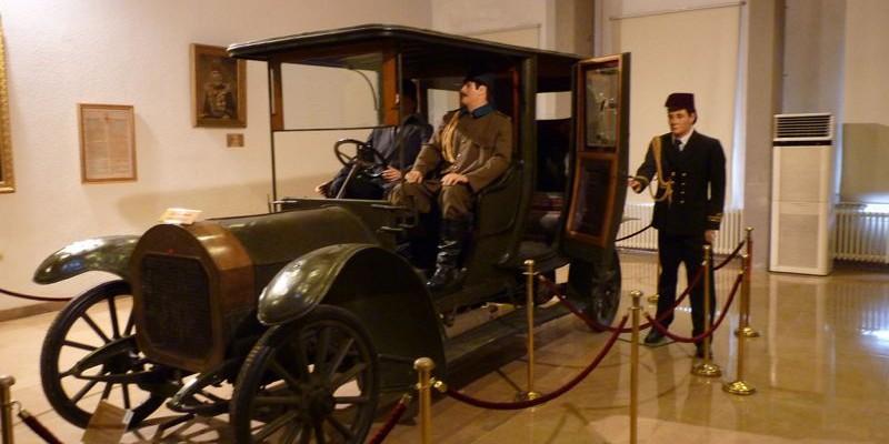 Museo Militar, Estambul