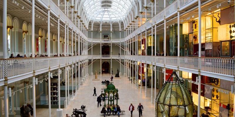 Museo Nacional de Escocia, Edimburgo