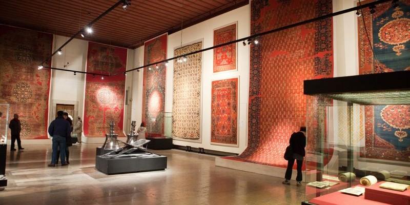 Museo de Arte Turco e Islámico, Estambul