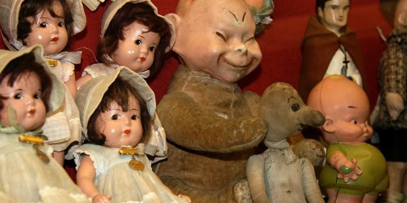 Museo de la Infancia en Edimburgo
