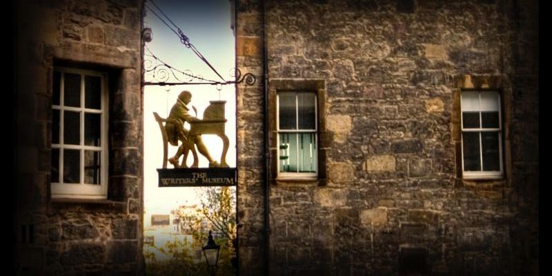 Museo de los Escritores, Edimburgo