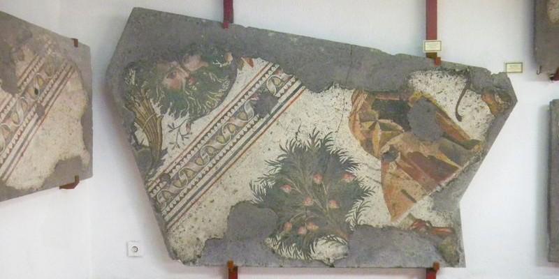 Museo del Mosaico, Estambul