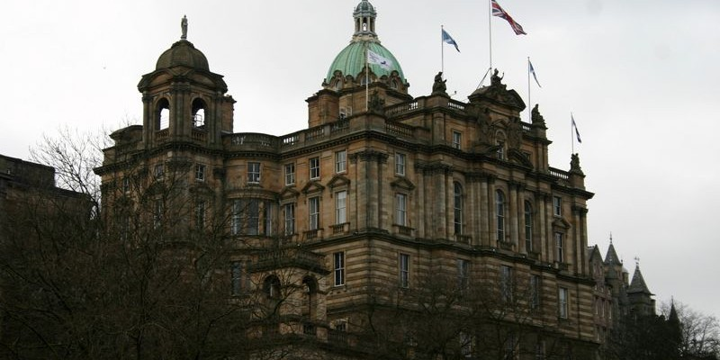 Museum on the Mound, Edimburgo