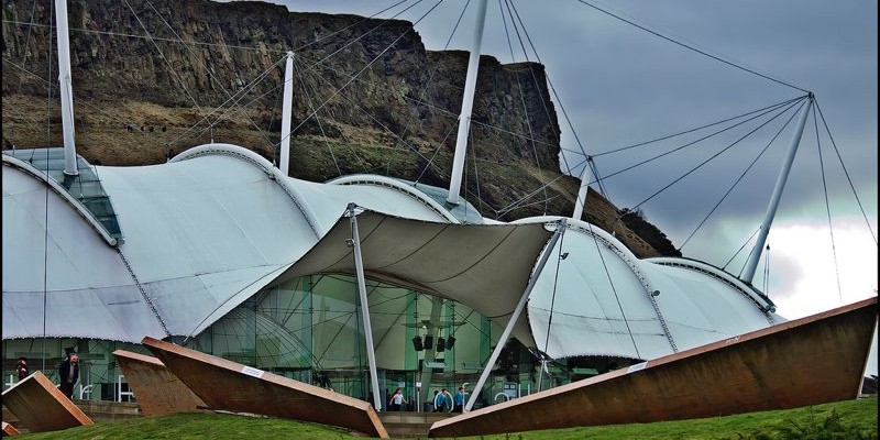 Our Dynamic Earth, Edimburgo