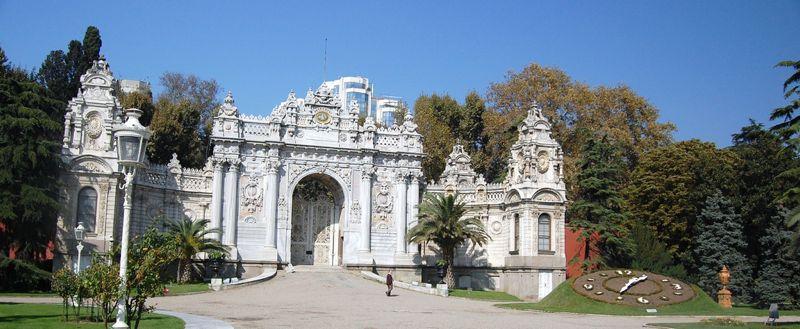 Palacio Dolmabahçe, Estambul