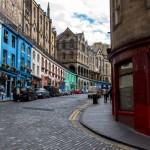 De compras por Edimburgo