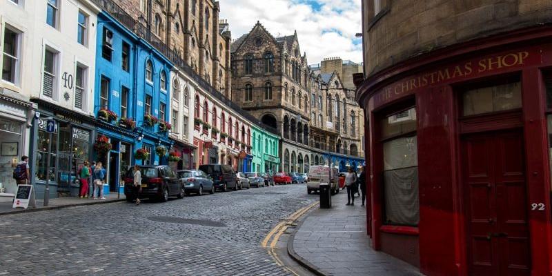 De compras por Edimburgo | Qué comprar y dónde comprar