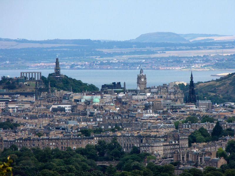 Edimburgo escocia gu a de turismo qu ver y qu visitar for Mas edimburgo