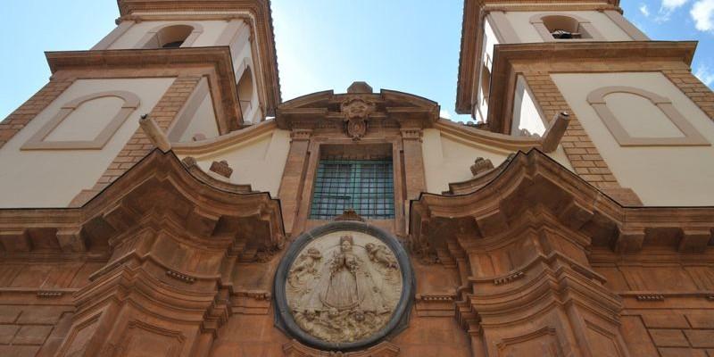 Iglesia de San Juan de Dios, Murcia