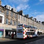 Moverse por Edimburgo
