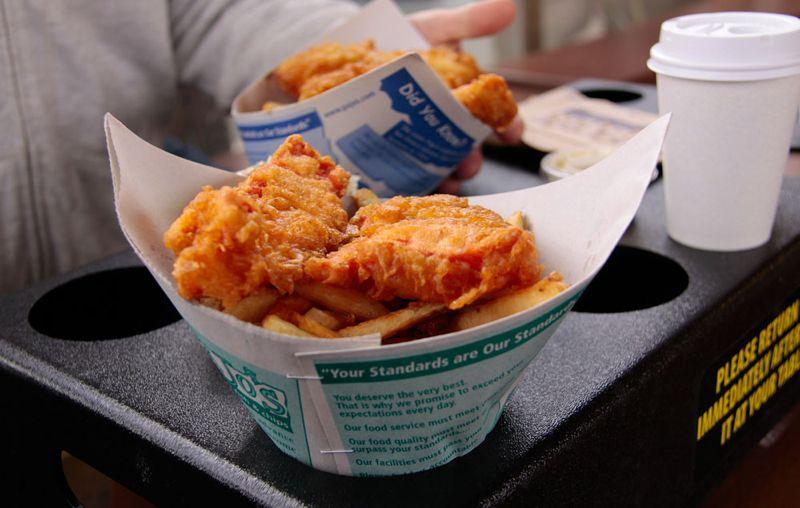 Qué Comer Y Dónde Comer En Londres Comer Barato Y Bien