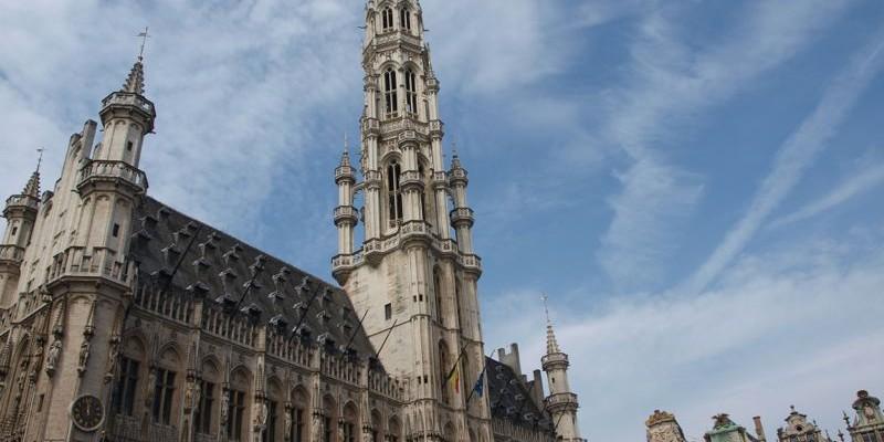 El Ayuntamiento de Bruselas | Hôtel de la Ville | Visita
