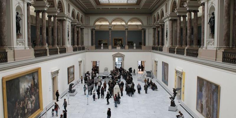 El Museo de Arte Antiguo de Bruselas | Horario y precio