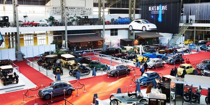 Museo del Automóvil de Bruselas | Horario y precio, autoworld