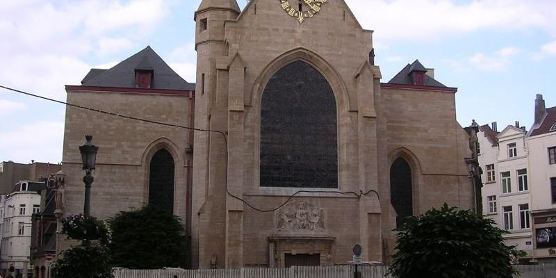 Iglesia de San Nicolás | Bruselas | Horario