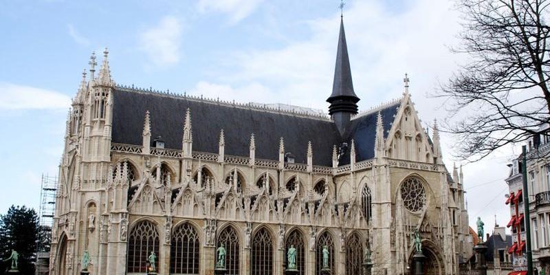 Notre Dame de Sablon, Bruselas
