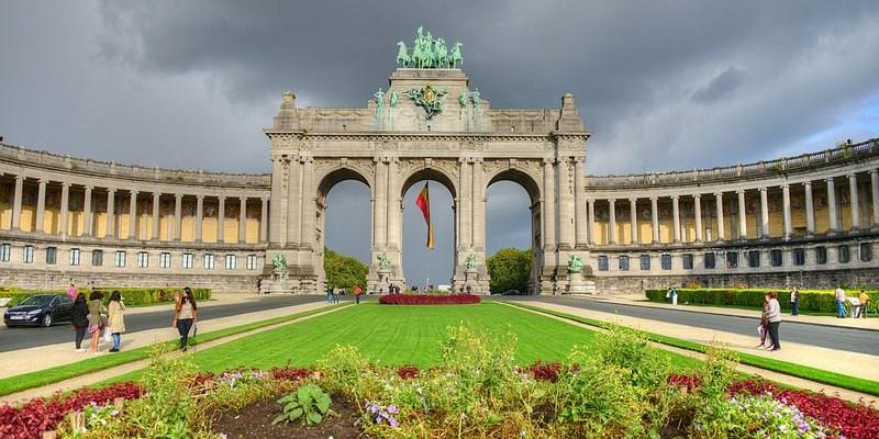 Parque del Cincuentenario | Bruselas | Qué ver