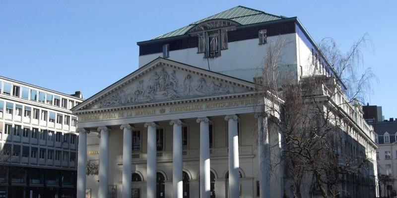 Plaza de la Moneda | Bruselas | Ilot Sacré | Qué ver