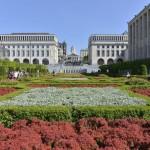 El Jardín de Mont des Arts