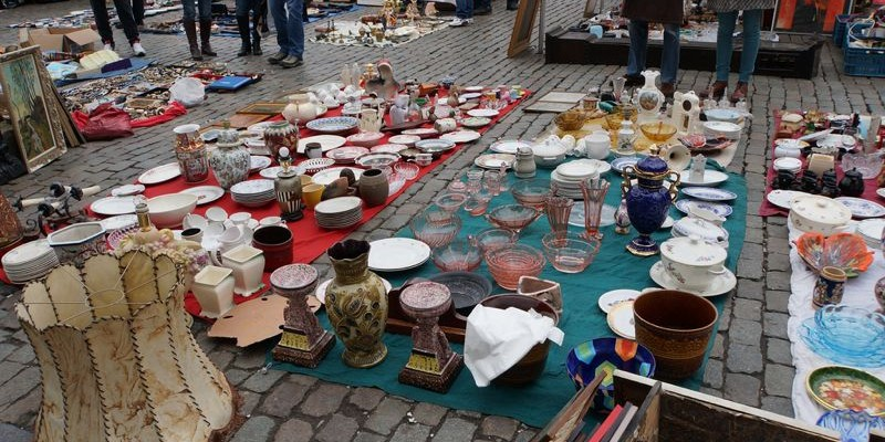 Barrio de Les Marolles | Bruselas | Visita, qué ver