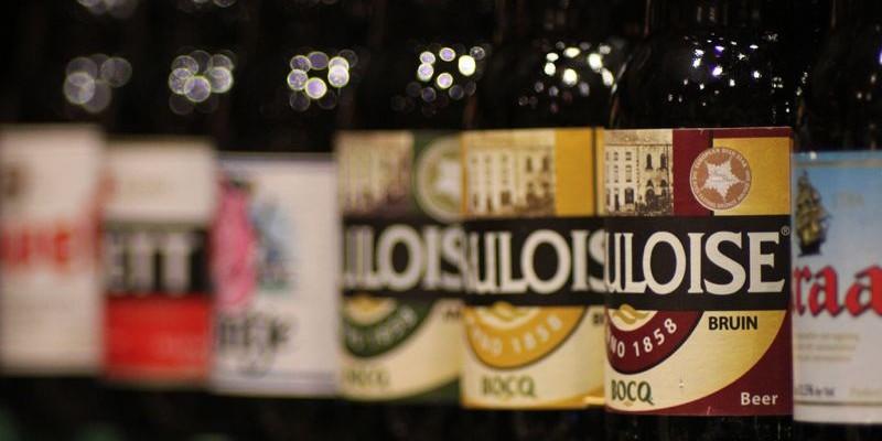 Catando las cervezas belgas